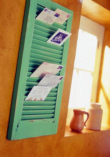 DIY Ordnungssystem über www.apartmenttherapy.com