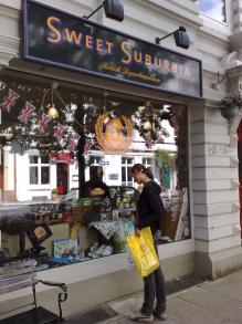 Shopping bei Sweet Suburbia in Hamburg