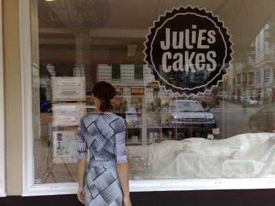 Julies Cakes in Eppendorf / Hamburg