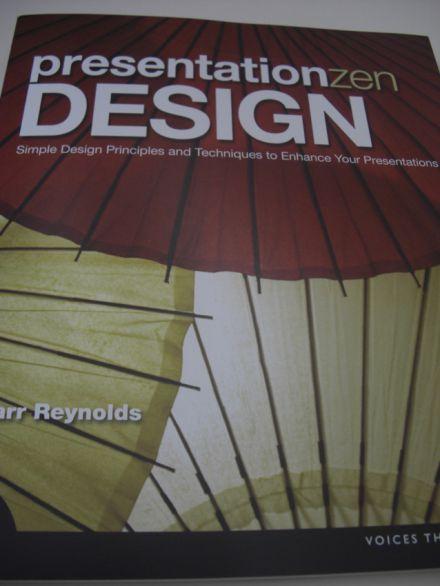 presentationzen Design von Garr Reynolds
