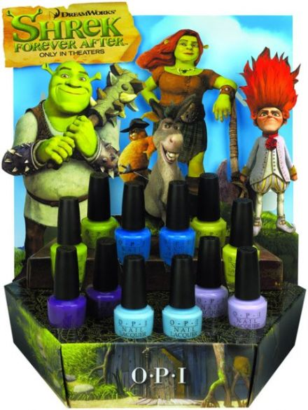 OPI Nagellack Shrek