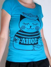 Ahoi Shirt von smil.biz