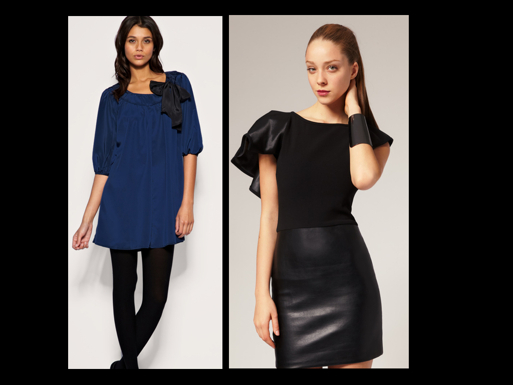 The new fashion collection of store Asos clothing for curvy women for spring 2014 provides low prices and caters to plus size models especially with many
