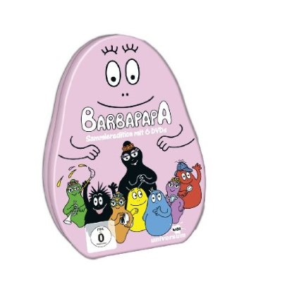 Barbapapa Familie Sammleredition DVD