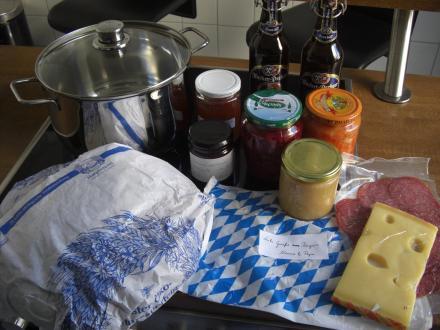 Bayern kulinarisch