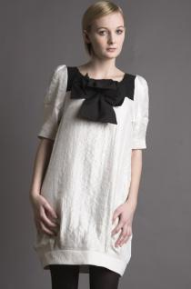 Big Bow Puffball Dress von Minauk