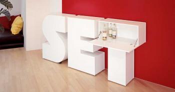 Buchstaben Möbel von Set 26