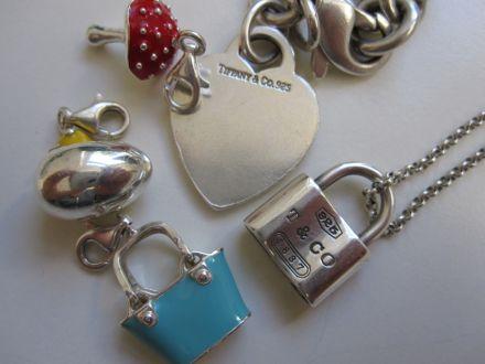 Charms von Tiffany und Thomas Sabo