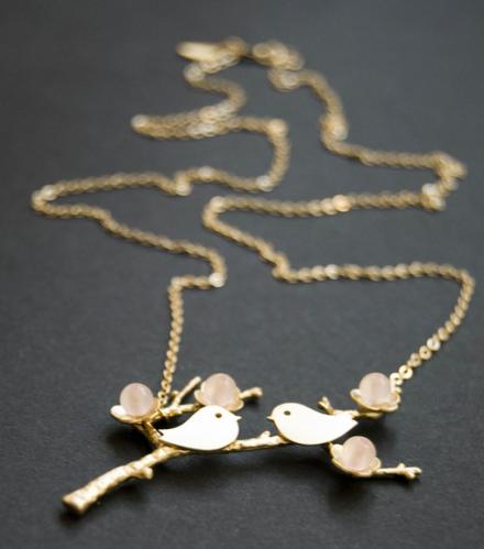 Cherry Blossom Kette von Koshikira