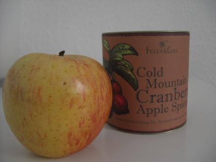 Cold Mountain Cranberry Apple Spice