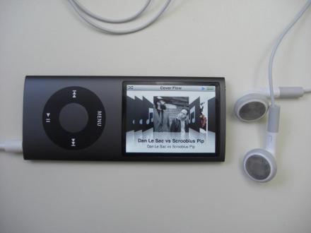 Mein neuer iPod