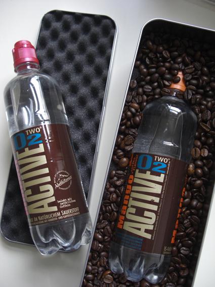 Active O2 mit Koffein