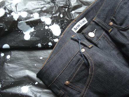 Neue Acne Jeans