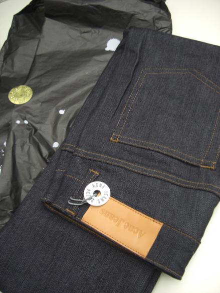 Acne Jeans die Zweite