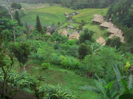 Weihnachten auf Bali