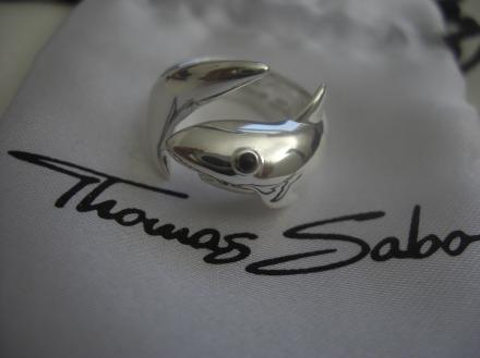 Hai-Ring aus der Thomas Sabo Kollektion F/S 2010