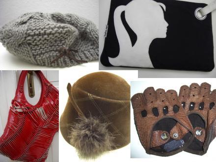 Accessoires für die Fashion Week