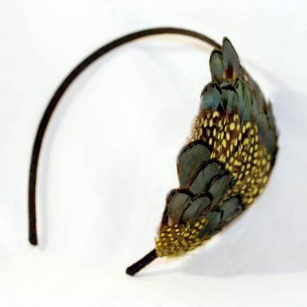 Coltrane Haarband von Feather Brain