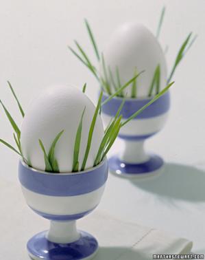 Dekoidee für Ostern