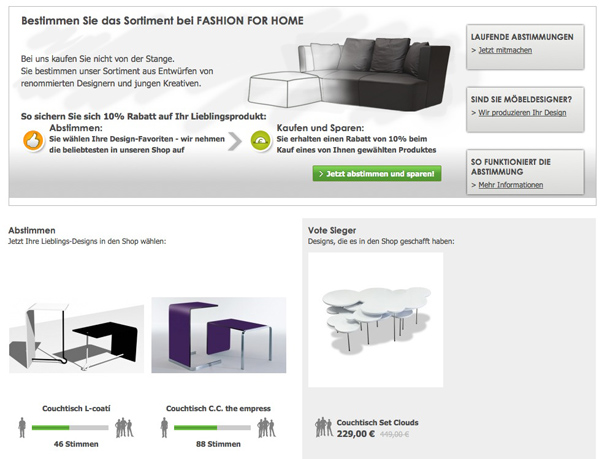 designerm bel g nstig myshoppingbag. Black Bedroom Furniture Sets. Home Design Ideas