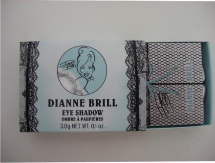 Dianne Brill seidenmatter Lidschatten