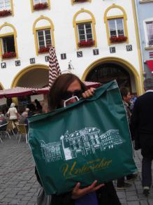 Dirndl-Kauf in Rosenheim