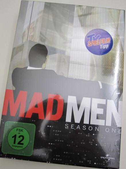 Mad Men Staffel 1 DVD