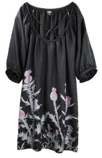 Edun Ash Dress über Unique Nature