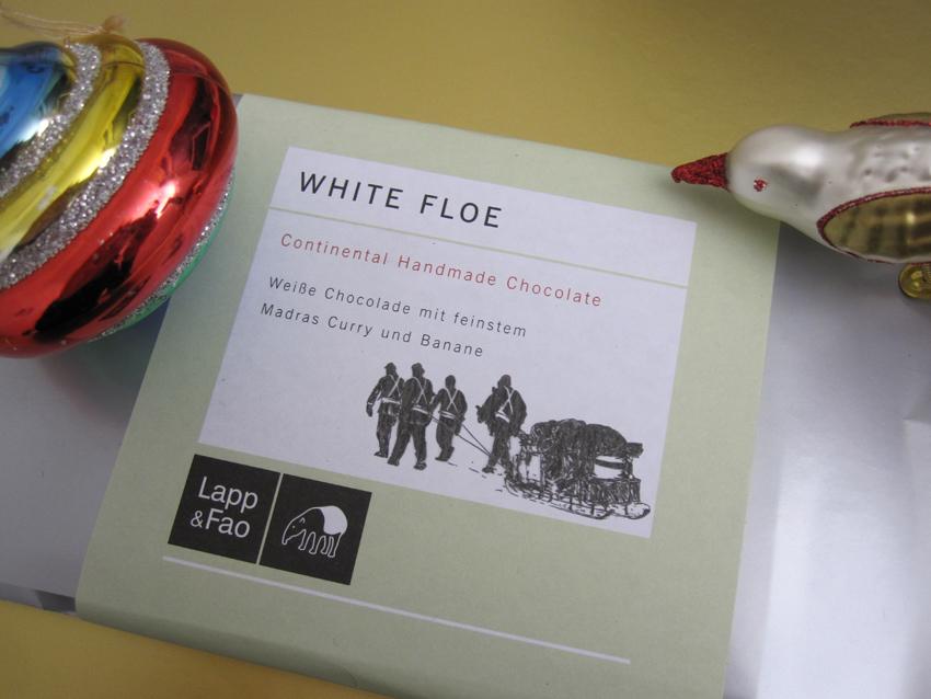 schneeflockenschokolade geschenkidee zu weihnachten. Black Bedroom Furniture Sets. Home Design Ideas