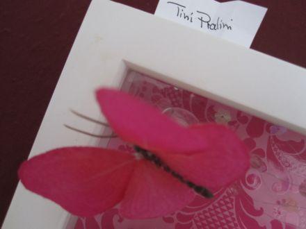 Gewinnspiel Auslosung Kette Schmetterling