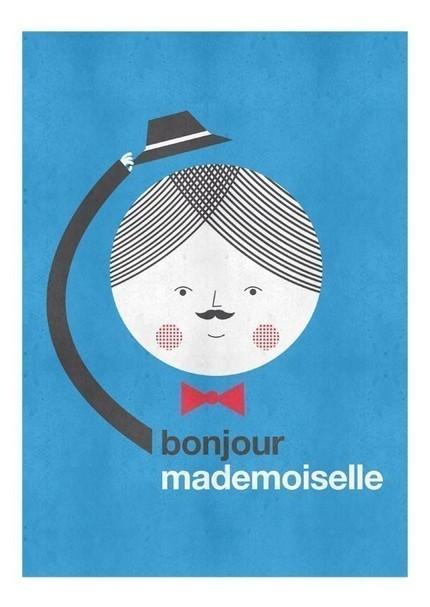 Bonjour mademoiselle von blancucha