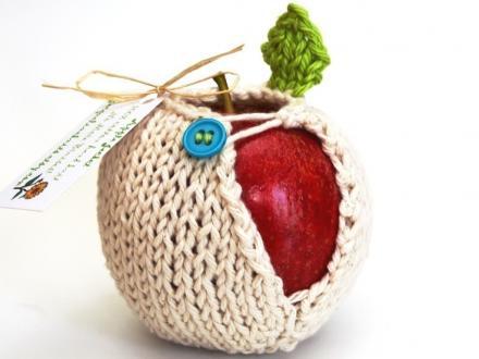 Apfeljäckchen über jacquelineknits's bei Etsy