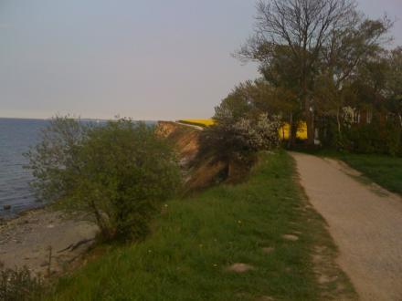 Klippen in Niendorf an der Ostsee