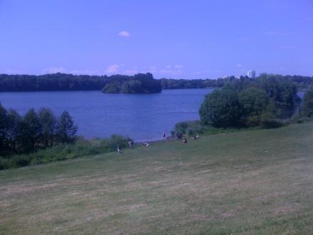 Ausflug zum Öjendorfer See