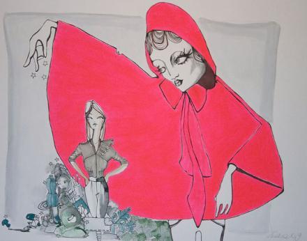 Bagstage-Report von Nani Coldine