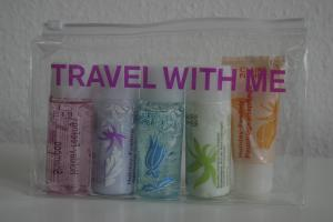 "Claire Fisher ""Travel with me"" Set"