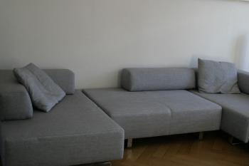Sofa Crack von Machalke