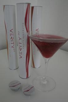 Verity Fruity Hagebutte Cocktail