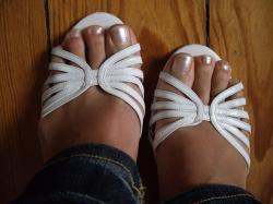 Sommerliebe in weiß