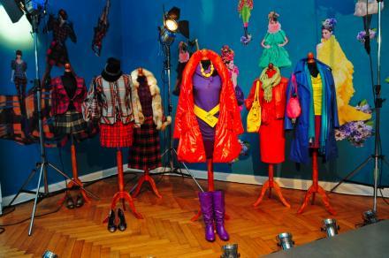 Jahrmarkt der Eitelkeiten im eBay Showhaus