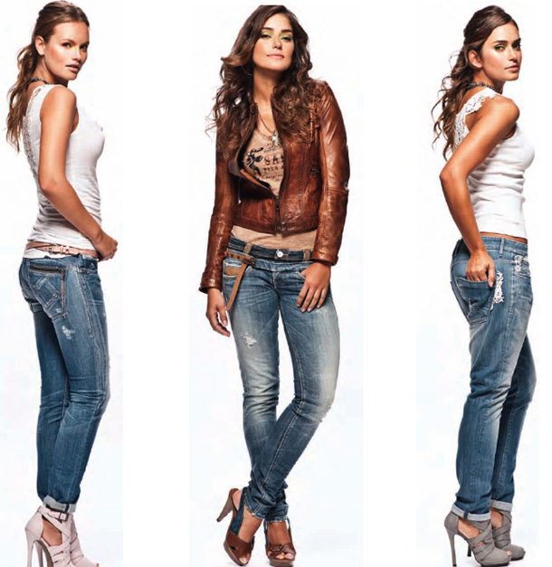 Figurformende Jeans | myshoppingbag