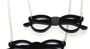 Kette der Woche: Nerd Brille