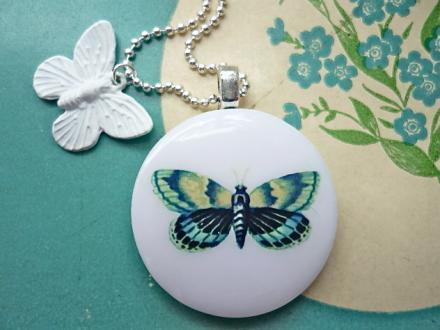 Gewinnspiel Schmetterlingskette DaWanda