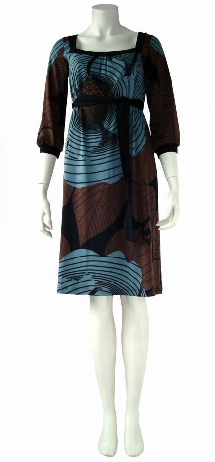 Kleid Divina Blume von FKK Fashion