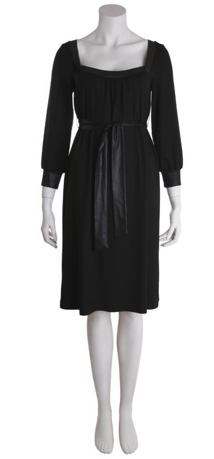 Kleid Divina in schwarz von FKK Fashion