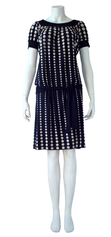 Kleid Tony Op-Art von FKK Fashion