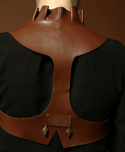 Körpergürtel von Lara Kazis auf DaWanda