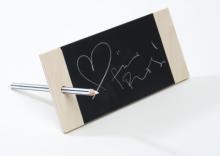 Kreidetafel Pen Up von Design im Dorf