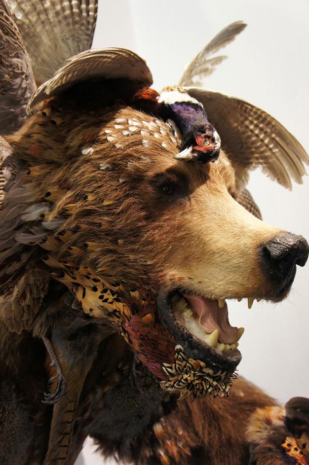 Wolpertinger Bär