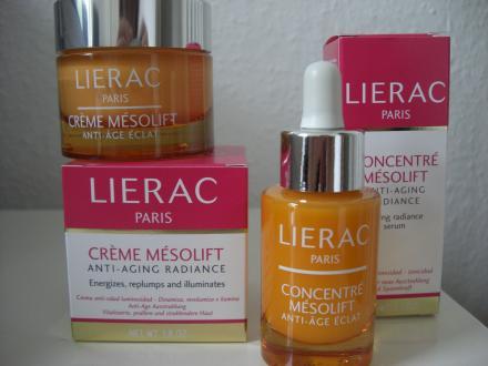 Lierac Mésolift Produkte